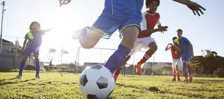 The importance of kids and sport