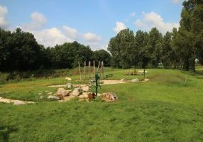 Loose part playgrounds - village education