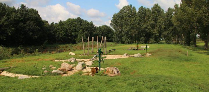 The Positive Role of Loose Part Playgrounds in Early Education